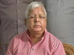 In Hour Of Political Crisis, Lalu Yadav, Family Face New Case For Corruption