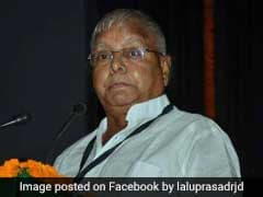 Lalu Yadav, Family Raided And Charged By CBI Over Land Scam: 10 Points