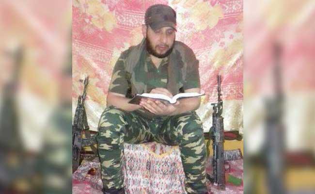 Top Lashkar Terrorist, Involved In Killing Of 6 Cops In Kashmir, Shot Dead