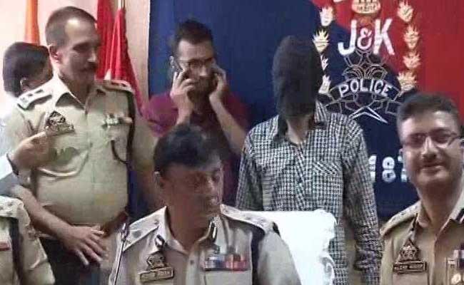 लश्कर-ए-तैयबा के कथित सदस्य संदीप शर्मा के भाई से पूछताछ
