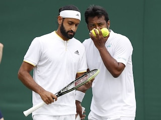 Wimbledon 2017: Leander Paes-Adil Shamasdin Bow Out In First Round