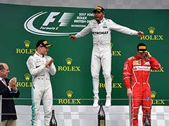 Formula One: Lewis Hamilton Wins Fourth Straight British Grand Prix
