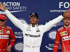Formula One: Lewis Hamilton Storms To British GP Pole