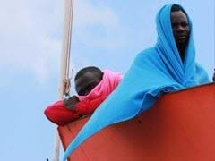 'Are We Really The Problem?' Ask Aid Groups Saving Migrants