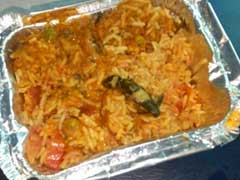 Dead Lizard In Veg Biryani Served On Train, Passenger Tweets Railways Minister