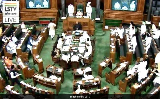 No work in RS, LS passes Indian Institutes of Management Bill