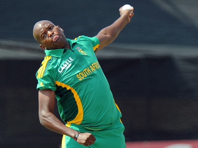 Former South Africa Bowler Lonwabo Tsotsobe Handed Eight-Year Ban For Match-Fixing