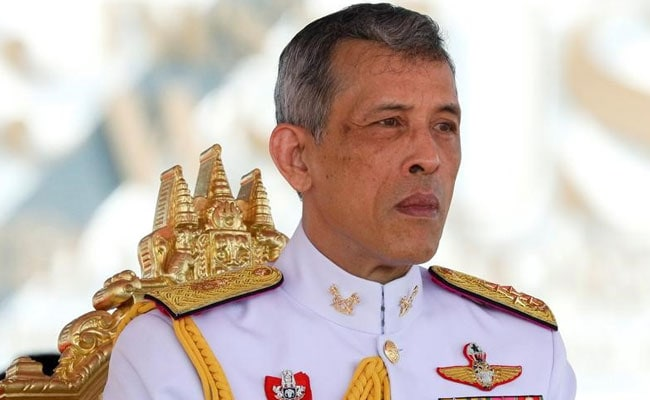 Thailand's King Maha Vajiralongkorn Given Full Control Of Crown Property