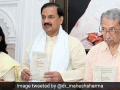 PM Narendra Modi 'Another' Mahatma Gandhi: Union Minister Mahesh Sharma