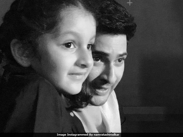 Mahesh Babu's Daughter Sitara Turns 5. Namrata Shirodkar Posts Pics Of Birthday Celebrations