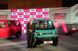 Mahindra Jeeto Minivan Launched Priced At Rs. 3.45 Lakh In India