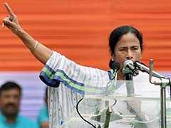 Trinamool Congress 'Reduced To A Signboard' In Tripura, Says BJP