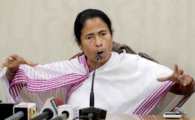 Mamata Banerjee Protecting 'Parallel Government,' Says Union Minister Mukhtar Abbas Naqvi
