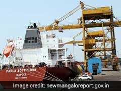 Crew Member Of Ship Evacuated For Treatment In Mangaluru Port