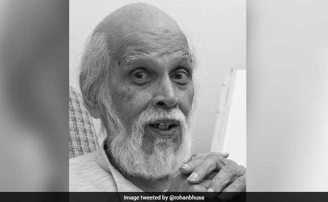 Noted Cartoonist Mangesh Tendulkar Dies In Pune