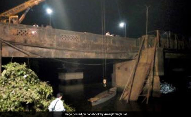 After Landslide On Highway, Bridge On Manipur's Only Lifeline Snaps