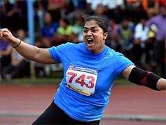 Asian Athletics Championships 2017: Manpreet Kaur Wins Gold In Women's Shot Put Event