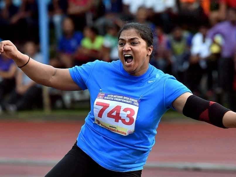 Asian Athletics Championships 2017: Manpreet Kaur Wins Gold In Women's Shot Put Event