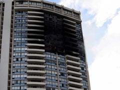 Honolulu High Rise Blaze Kills 3, Injures 5