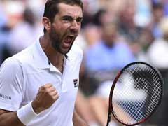 Marin Cilic Beats Sam Querrey To Reach First Wimbledon Singles Final