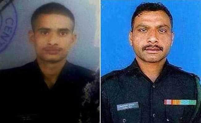 जम्मू-कश्मीर के केरन सेक्टर में एलओसी के पास पाकिस्तानी फायरिंग में सेना के दो जवान शहीद