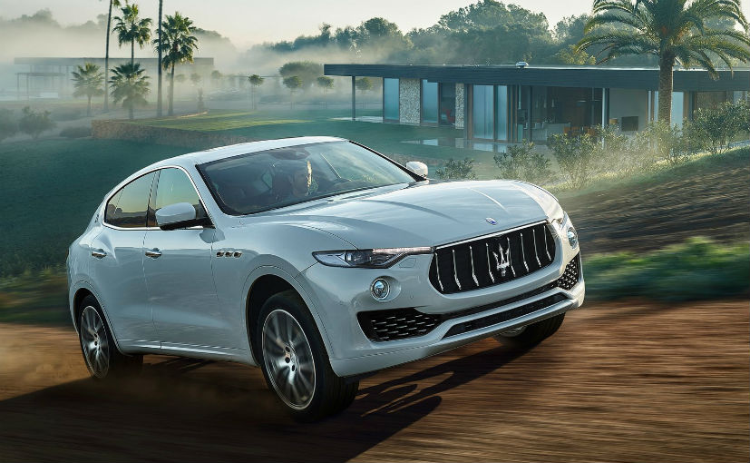 Exclusive: Maserati Levante SUV Will Cost Rs 1.65 Crore In India