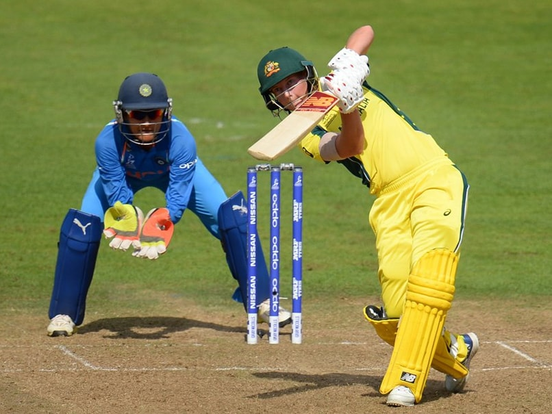 ICC Women's World Cup 2017: Australia Book Semi-Final Berth, Thump India By 8 Wickets