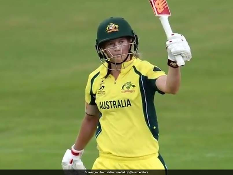 India Vs Australia, Highlights, ICC Women's World Cup 2017: Australia Beat India By 8 Wickets