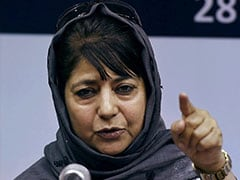 Mehbooba Mufti Seeks Fast Track Court For Kathua Rape Case, Sacks Accused Policemen