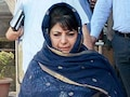 Can Talk With Pak, But...: Mehbooba Mufti's Counter To Farooq Abdullah