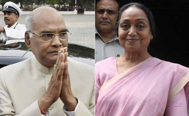 Presidential Polls: Ram Nath Kovind, Meira Kumar To visit Hyderabad for campaign