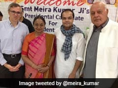 Have Asked Lawmakers To Vote According To Conscience, Says Meira Kumar