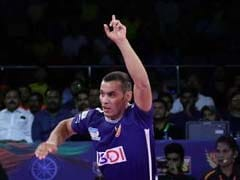 Pro Kabaddi League 2017: Dabang Delhi Beat Jaipur Pink Panthers 30-26