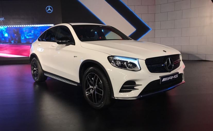 mercedes amg glc43 4matic coupe launched in india priced at rs 74 8 lakh ndtv carandbike. Black Bedroom Furniture Sets. Home Design Ideas