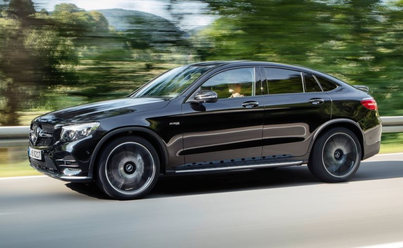 Exclusive Mercedes Amg Glc 43 Coupe To Be Launched In India In This Month Ndtv Carandbike