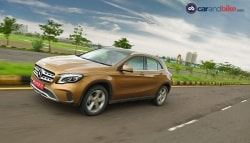 2017 Mercedes-Benz GLA Facelift Launch Updates: Highlights