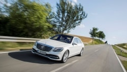 Mercedes-Benz S-Class Facelift First Drive Review