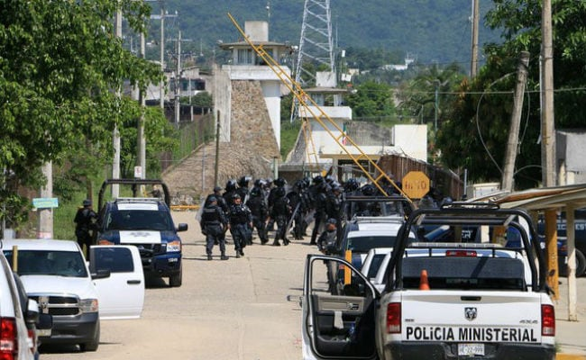 28 Inmates Killed In Bloody Mexican Prison Fight