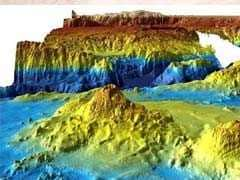 Search For MH370 Reveals Hidden Undersea World