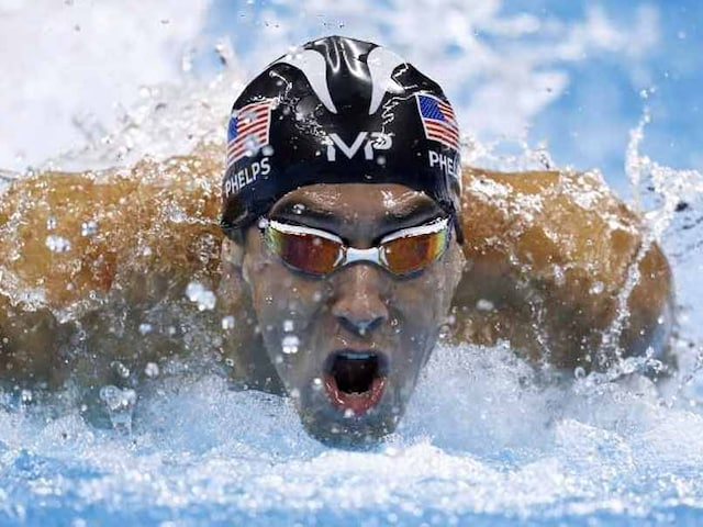Not My Fault If Viewers Thought I Would Be Racing A Real Shark: Michael Phelps