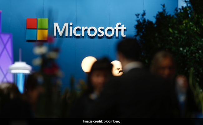 Microsoft Bets Big On Cloud, Eyes New Customers In India
