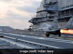Navy's MiG-29K Aircraft Crashes Off Goa During Training, Pilot Safe