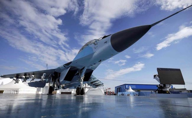 This Is New MiG-35 Fighter Jet. Russia Claims India Wants To Buy It