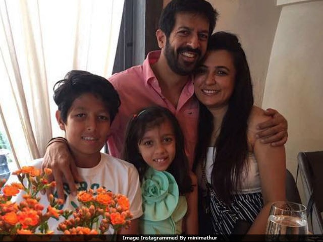 In Pics: Kabir Khan, Mini Mathur And Kids Vacation In The US