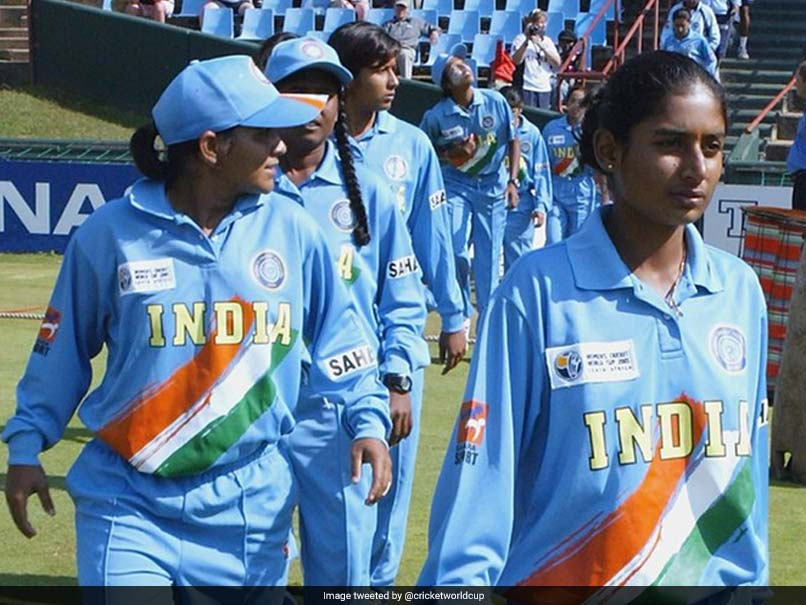 Mithali Raj Revisits 2005 Women