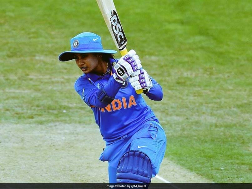 ICC Women's World Cup 2017: Mithali Raj Shatters Record, Becomes Highest Run-Getter In Women's ODIs