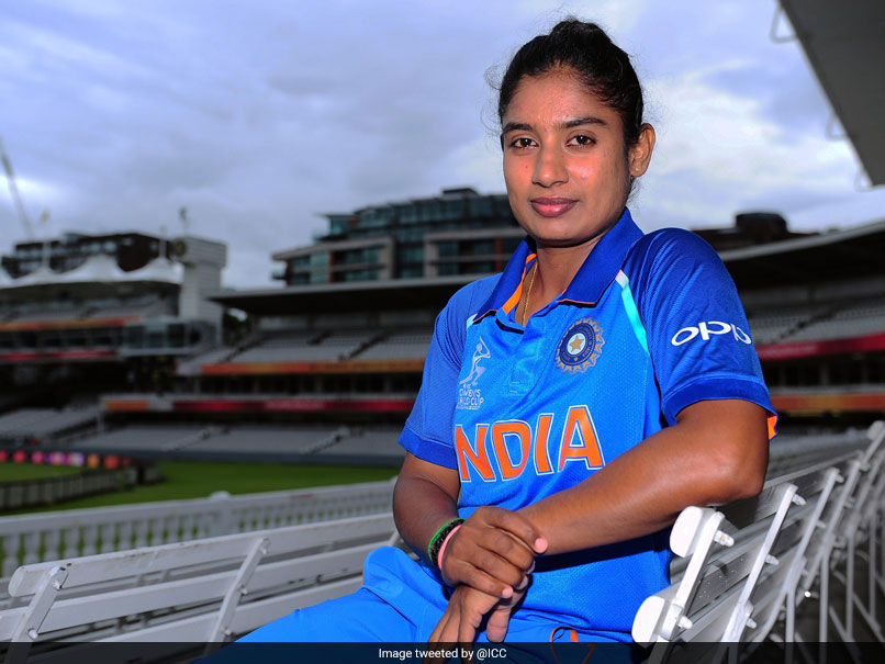 Mithali Raj Chosen As World Cup Team Captain By ICC