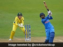 Live Cricket Score, ICC Women's World Cup: Smriti Mandhana Departs, Australia Strike Early vs India