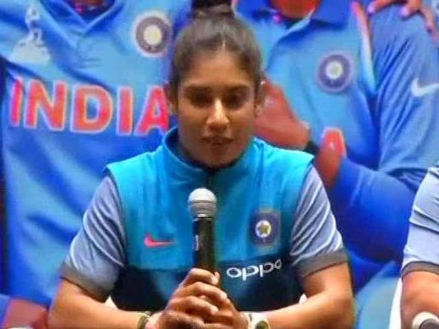 Beginning Of Good Times For Womens Cricket In India, Says Mithali Raj