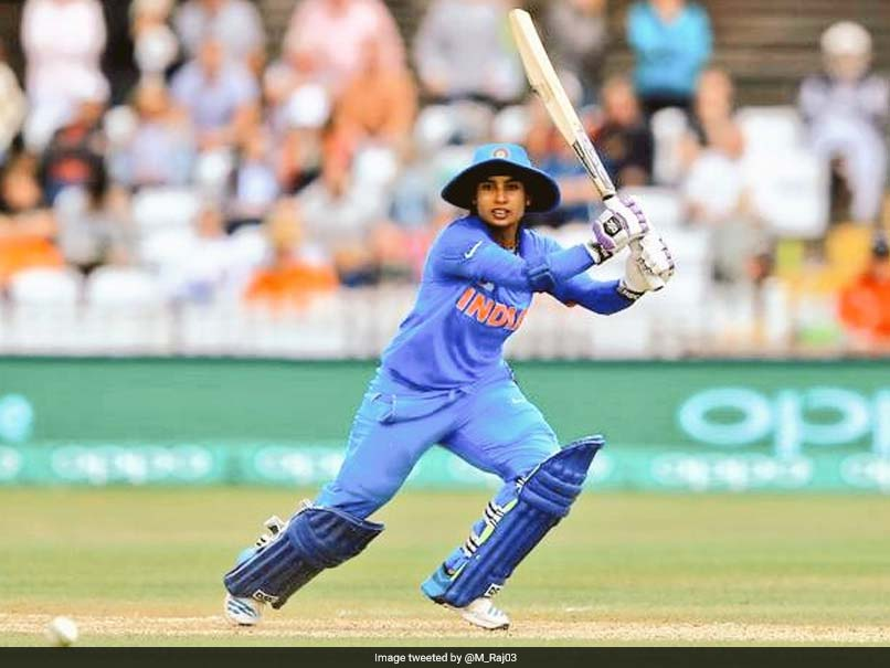 Mithali Raj Closes In On Top Spot In ICC Batswomen Rankings